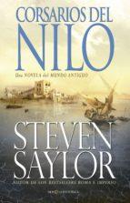 corsarios del nilo steven saylor 9788490603901