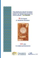 de los legajos al documento electrónico (ebook)-9788490851401