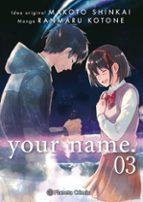 Your name Nº 03/03