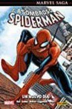 El libro de El asombroso spiderman 14. un nuevo día autor DAN SLOTT TXT!