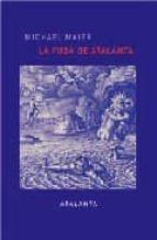 la fuga de atalanta (incluye cd) michael maier 9788493576301