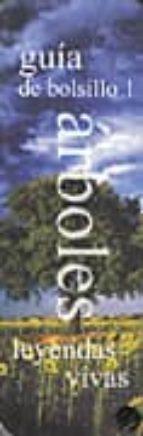 guia de bolsillo 1: arboles leyendas vivas-susana dominguez lerena-9788493629601