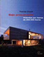 viviendas por menos de 200.000 euros-thomas drexel-9788495376701