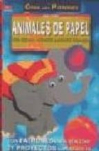animales de papel cora son 9788495873101