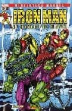 biblioteca marvel iron man nº25 jerry bingham david michelinie bob layton 9788496871601