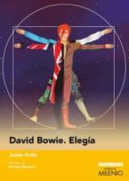 david bowie: elegia juanjo ordas 9788497438001