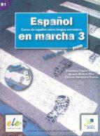 español en marcha 3: libro del alumno (incluye cd) 9788497782401