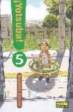 ¡yotsuba! nº 5 (2ª ed)-kiyohiko azuma-9788498148701