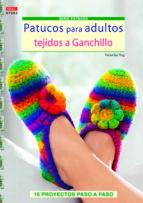 patucos para adultos tejidos a ganchillo veronika hug 9788498743401