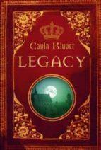 legacy-cayla kluver-9788499180601
