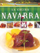 un viaje por la cocina navarra 9788499282701