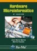 hardware microinformatico (6ª ed.)-jose mª martin martin-pozuelo-9788499640501