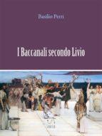 i baccanali secondo livio (ebook)-9788827509401