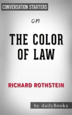the color of law: by richard rothstein | conversation starters (ebook) 9788827511701
