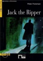 jack the ripper (pre intermediate) (eso 4   bachillerato) (incluy e audio cd) peter foreman 9788853003201
