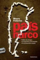 país narco (ebook)-mauro federico-9789500737401