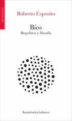 bios roberto esposito 9789505187201