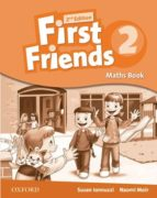 first friends 2ed maths book 2-9780194432511