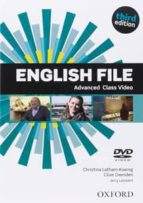 english file advanced class dvd 9780194502511