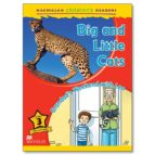 macmillan children s readers: big and little cats level 3-9780230469211