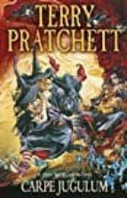 carpe jugulum: (discworld novel 23) terry pratchett 9780552167611