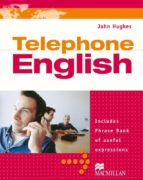 telephone english (incluye audio-cd)-john hughes-9781405082211