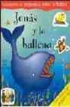 jonas y la ballena (cuaderno de pegatinas sobre la biblia) ronne randall 9781405449311