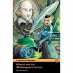 penguin readers level 1: marcel and the shakespeare letters (libro + cd) stephen rabley 9781405878111