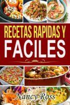 recetas rapidas y faciles (ebook) 9781507190111
