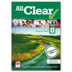 all clear 4 secondary student´s book pack andalucia-9781786326911