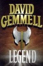 legend-david gemmell-9781857236811