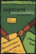 vocabulaire en contexte: niveau débutant (livre eleve) roland eluerd 9782011553911