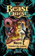 beast quest 19 - necro, tentakel des grauens (ebook)-adam blade-9783732009411