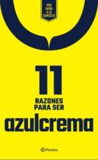 11 razones para ser azulcrema (ebook) 9786070746611