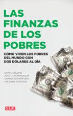 las finanzas de los pobres (ebook)-daryl collins-jonathan morduch-stuart rutherford-9786073125611