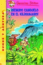 gs 26 :¡menudo canguelo en el kilimanjaro! geronimo stilton 9788408070511