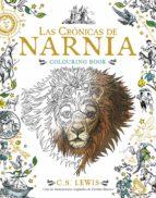 las crónicas de narnia. colouring book-c.s. lewis-9788408157311