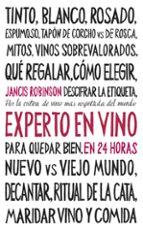 experto en vino en 24 horas jancis robinson 9788408202011