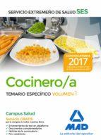 cocinero/a del servicio extremeño de salud (ses). temario especifico (vol. 1)-9788414211311