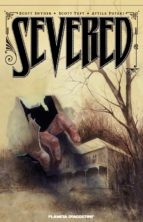 severed-scott snider-9788415480211