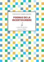 poemas de la incertidumbre (ebook)-fernando sarria-9788415593911