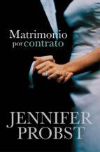 matrimonio por contrato (casarse con un millonario 1)-jennifer probst-9788415962311