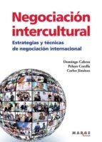 negociación intercultural (ebook) domingo cabeza pelayo corella carlos jimenez 9788416171811