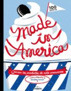 (pe) made in america-sandra mahut-9788416177011