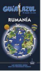 rumania 2016 (guia azul) 9788416408511