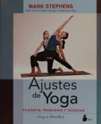 ajustes de yoga mark stephens 9788416579211
