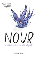 nour: la historia real de una niña refugiada nour esam 9788416588411