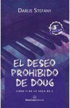 el deseo prohibido de doug (libro ii de saga bg.5) 9788416942411