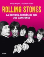 rolling stones-philippe margotin-jean-michel guesdon-9788416965311