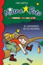 milena pato 6: el campamento de los misterios-care santos-9788417064211